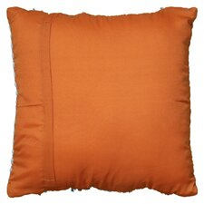 Natural Fiber Accent Pillow