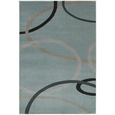 Adana Light Blue Rug