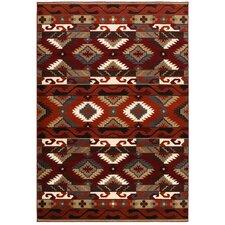 Adana Terracotta Southwestern Rug