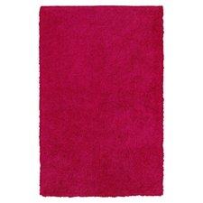 Senses Shag Pink Rug