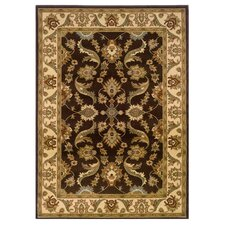 <strong>LR Resources</strong> Adana Brown/Cream Persian Rug