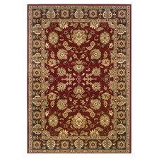 <strong>LR Resources</strong> Adana Red/Brown Persian Rug