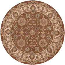 <strong>LR Resources</strong> Shapes Coffee/Ivory Persian Rug