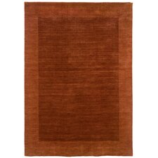 <strong>LR Resources</strong> Loom Seridian Sabatini Rust Rug