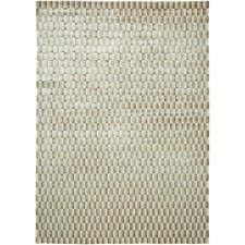 Super Soft Beige/Brown Rug