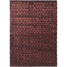 Super Soft Coco Red Rug