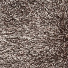 <strong>LR Resources</strong> Senses Shag Tri-Mocha Rug