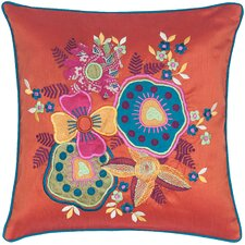 <strong>LR Resources</strong> Estela Nectarine Decorative Pillow