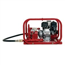 300 PSI Hydrostatic Test Water Pump with 5.0 HP Briggs and Stratton Engine