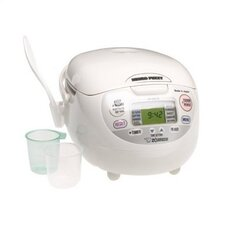 <strong>Zojirushi</strong> Neuro Fuzzy Rice Cooker and Warmer