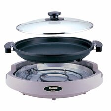 Gourmet Sizzler Electric Griddle