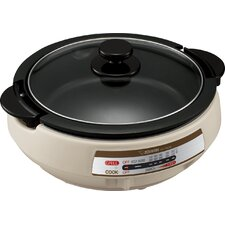<strong>Zojirushi</strong> Gourmet d'Expert Electric Skillet with Lid