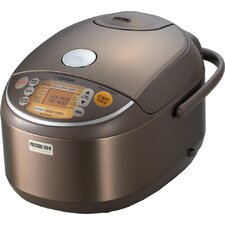 <strong>Zojirushi</strong> Induction Heating Pressure Rice Cooker and Warmer