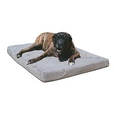 "4"" BioMedic Memory Foam Dog Bed"