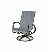 Cape May Swivel Dining Arm Chair (Set of 2)