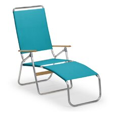 Telaweave Multi-Position Folding Chaise Lounge