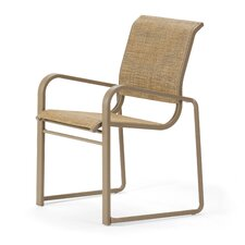 Dash Café Stacking Dining Arm Chair