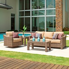 Lake Shore Deep Seating Group with Cushion