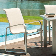Dash Stacking Dining Arm Chair (Set of 4)