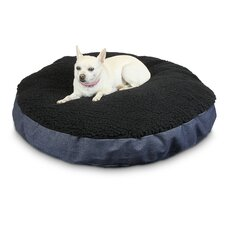 Round Dog Pillow