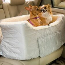 <strong>Snoozer Pet Products</strong> Lookout Bench Dog Car Seat
