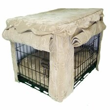 Cabana Pet Crate Cover with Pillow Dog Bed I