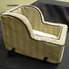 <strong>Snoozer Pet Products</strong> Luxury Large High-Back Console Pet Car Seat