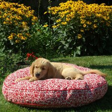 Pool & Patio Round Outdoor Dog Bed