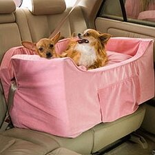 <strong>Snoozer Pet Products</strong> The Luxury Dog Car Seat