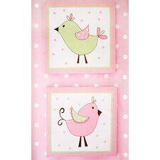 Pixie Baby 2 Piece Wall Plaque