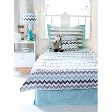 Chevron Baby Crib Bedding Set