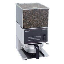 Low Profile Portion Control Commercial Coffee Grinder