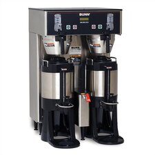 BrewWISE DUAL TF DBC Coffee Brewer