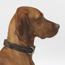 Triple Layer Windsor Microvelvet Dog Collar