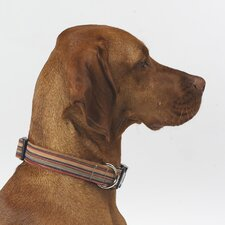 Triple Layer Jester Microvelvet Dog Collar