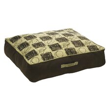 Microvelvet Diam Tahoe Dog Pillow