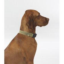Triple Layer Safari Microvelvet Dog Collar