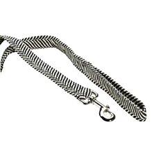 Stylish Triple Herringbone Layer Dog Leash