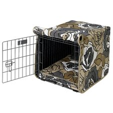 Luxury Dog Crate Cover