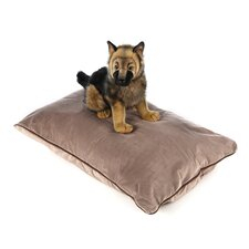 Designer Rectangle Dog Pillow