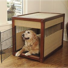 <strong>Mr. Herzher's</strong> Deluxe Pet Crate
