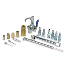 <strong>Legacy MFG</strong> 17 Piece 1/4 in. Air Compressor Accessory Kit