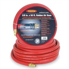 <strong>Legacy MFG</strong> Workforce Series 3/8 in. ID x 50 ft. Rubber Air Hose