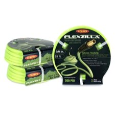 <strong>Legacy MFG</strong> Flexzilla 3/8 in.  X 35 ft. Zillagreen Air Hose W/ 1/4 Mn