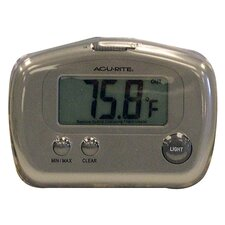 Digital Wired In / Out Thermometer