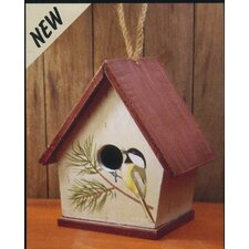 <strong>Adventure Marketing</strong> Chickadee Bird House
