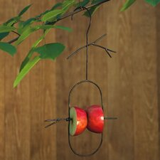 Fruit Spear Twig Hanging Decorative Bird Feeder