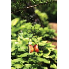 Fruit Spear Flower Hanging Bird Feeder