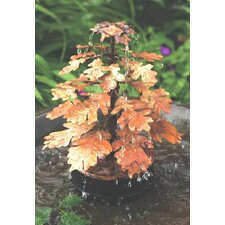 Oak Leaf Dripper Statue