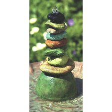 Pebbles Dripper Statue